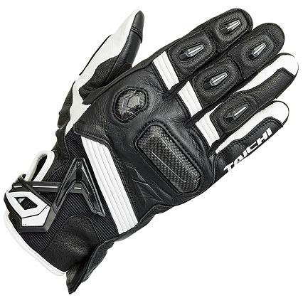 RSタイチ(アールエスタイチ) バイクグローブ ホワイト/ブラック (サイズ:XXL) RAPTOR(ラプター)レザーグローブ RST441