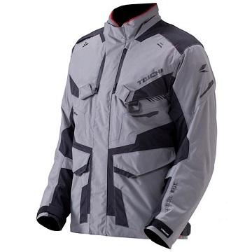 RSJ721 | DRYMASTER エクスプローラー オールシーズンジャケット GRAY MACHINE L