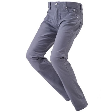 RSY252 CORDURA STRETCH PANTS HEATHER GRAY 34