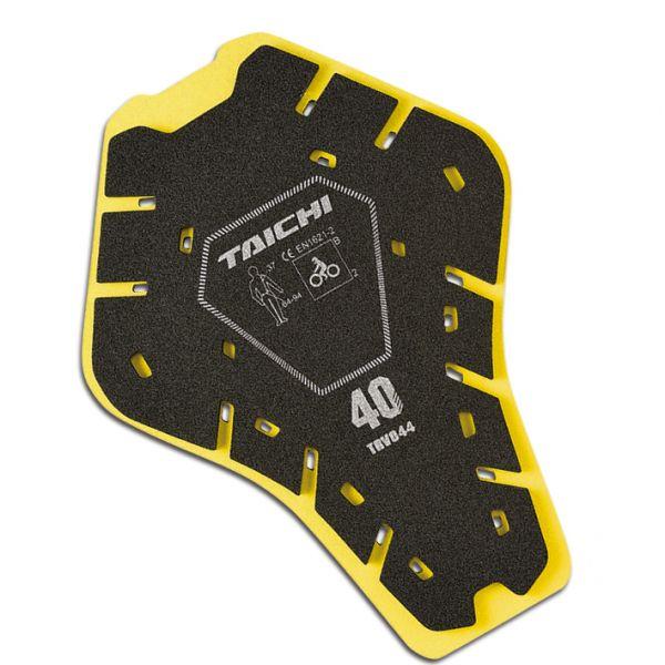お気にいる 標準装備のバックプロテクターをアップグレード出来る RSタイチ アールエスタイチ TRV044 TAICHI CE 上品 XL LV2 XXL用 43サイズ バックプロテクター