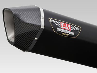 ヨシムラ(YOSHIMURA) バイクマフラー スリップオン HEPTA FORCE サイクロン 政府認証 SMC メタル マジックカバー/カーボンエンド BANDIT1250 ABS BANDIT1250S ABS BANDIT1250F ABS 110-177-L02G0 バイク オートバイ