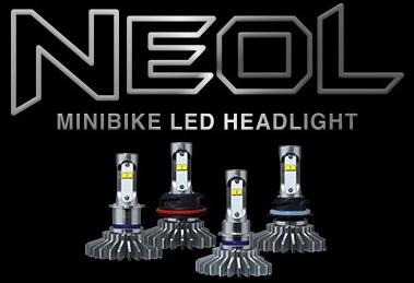 SPHERELIGHT バイク用LEDヘッドライト NEOLPH11型/6000K0000T-NS060-299 品番SBNS060