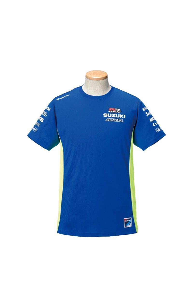 MOTOGP TAICHI Tシャツ ブルー サイズ S