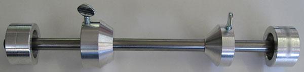 アメリカ製高品質 ベスパ GT250/300 / VESPA GT250/300 (12インチホイール装着車)モデル用ホイールバランサー (送料無料)