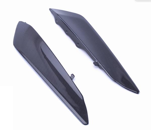 ドゥカティ DUCATI 1299 パニガーレDucati 1299 Panigale 2015-2016 100%カーボンファイバー製リアシートパネルフェアリング(左右セット)(送料無料)