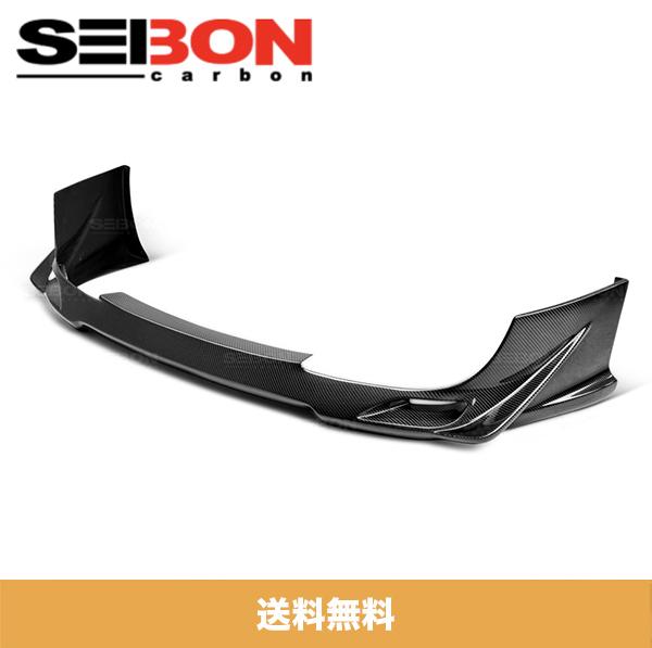 SEIBON セイボン GD-STYLE GD-スタイル CARBON FIBER カーボンファイバー FRONT LIP フロントリップ 2004-2005年式 SUBARU IMPREZA スバルインプレッサ / WRX / STI (送料無料)
