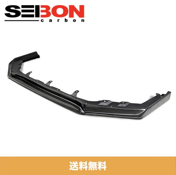 SEIBON セイボン MB3-STYLE MB3-スタイル CARBON FIBER カーボンファイバー FRONT LIP フロントリップ 2015-2017年式 SUBARU スバル WRX / STI (送料込み)