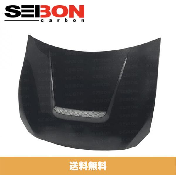 SEIBON アメリカメーカー高品質 トヨタ86 / TOYOTA 86 / スバル BRZ / SUBARU BRZ 2013-2020年モデル用VSスタイルカーボンボンネット / VS-STYLE CARBON FIBER HOOD (送料無料)