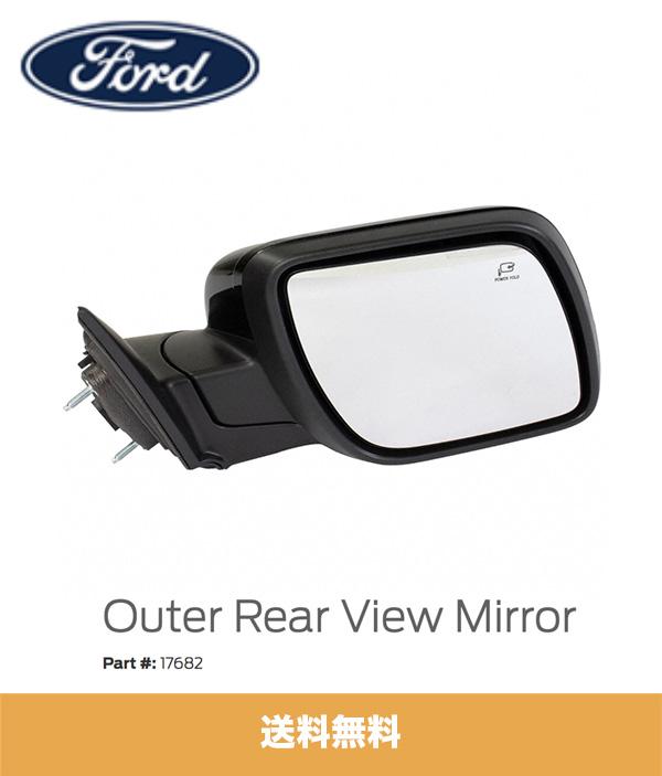 2015年フォード エクスプローラー 純正ミラー右側 2015 Ford Explorer Right Outer Rear View Mirror (送料無料)