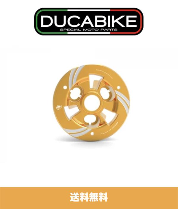 ドゥカティ パニガーレ V4 スペチアーレ (全ての年式)用 ドゥカバイク DUCABIKE クラッチ プレッシャープレート ゴールド DUCABIKE CLUTCH PRESSURE PLATE GOLD FOR DUCATI PANIGALE V4 / V4S / SPECIALE (送料無料)