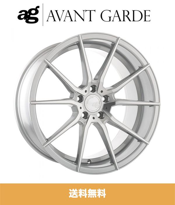 【国際ブランド】 アウディ A4 (AUDI (AUDI A4)用 (送料無料) アバンギャルド M652 シルバーマシンド 19インチホイール4本セット Avant A4)用 Garde M652 Silver Machined 19 inch Wheels for AUDI A4 (送料無料), Luciano Garage Market:aa056df9 --- asthafoundationtrust.in