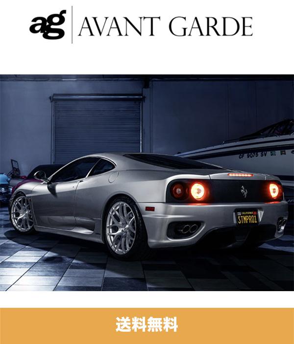 アウディA6(AUDIA6)用アバンギャルドM610マットブラック19インチホイール4本セットAvantGardeM610MatteBlack19inchWheelsforAUDIA6(送料無料)