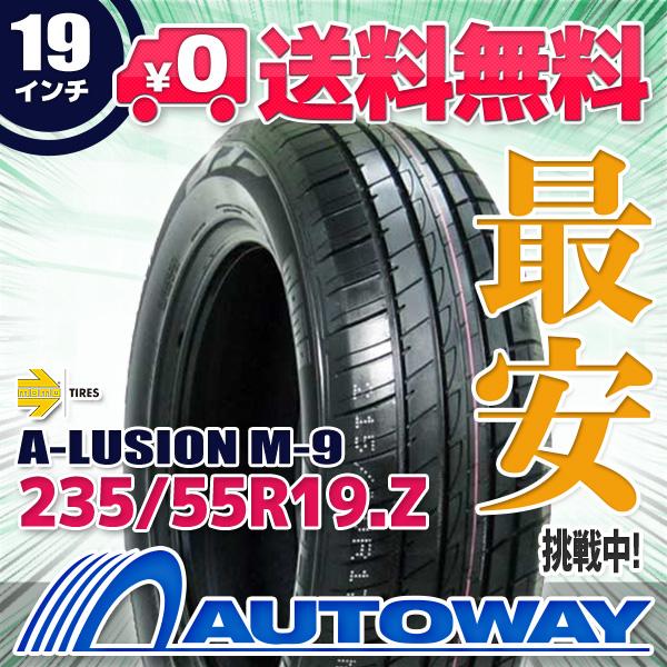 MOMO Tires (モモ) A-LUSION M-9 235/55R19 【送料無料】 (235/55/19 235-55-19 235/55-19) サマータイヤ 夏タイヤ 単品 19インチ