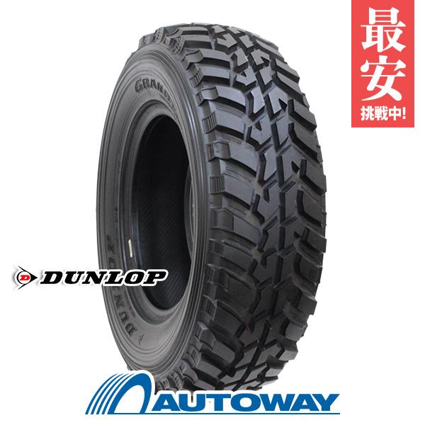 DUNLOP (ダンロップ) GRANDTREK MT2 NARROW 31x10.50R15 【送料無料】 (31/10.5/15 31-10.5-15 31/10.5-15) サマータイヤ 夏タイヤ 15インチ