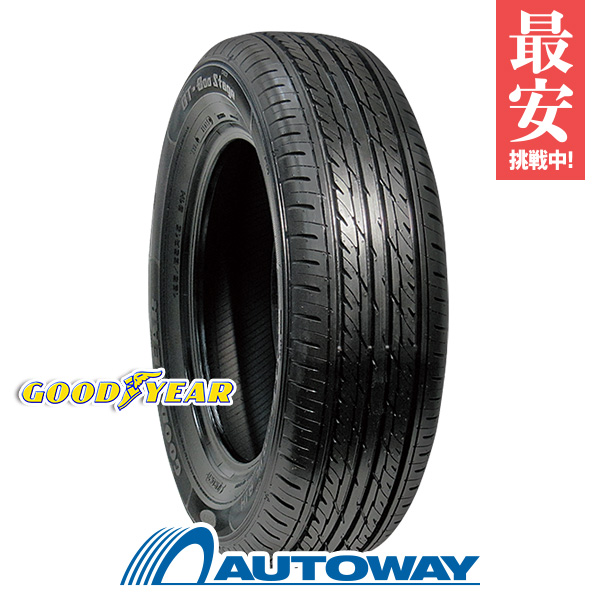 GOODYEAR (グッドイヤー) GT-Eco Stage 215/45R17 【送料無料】 (215/45/17 215-45-17 215/45-17) サマータイヤ 夏タイヤ 単品 17インチ