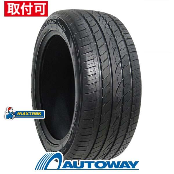 MAXTREK (マックストレック) FORTIS T5 275/55R20 【送料無料】 (275/55/20 275-55-20 275/55-20) サマータイヤ 夏タイヤ 単品 20インチ