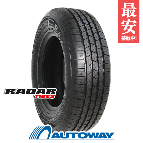 Radar (レーダー) Rivera GT10 265/75R16 【送料無料】 (265/75/16 265-75-16 265/75-16) サマータイヤ 夏タイヤ 単品 16インチ