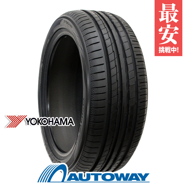 YOKOHAMA (ヨコハマ) BluEarth-A AE50 245/40R18 【送料無料】 (245/40/18 245-40-18 245/40-18) サマータイヤ 夏タイヤ 単品 18インチ