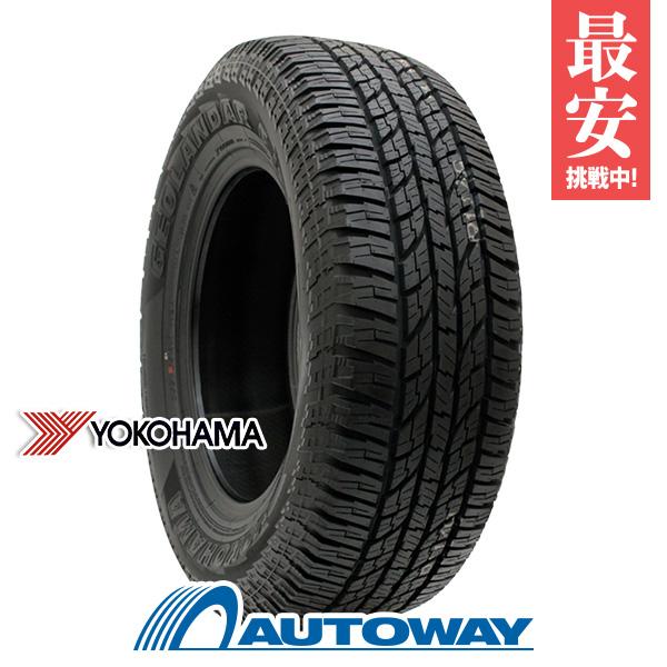 YOKOHAMA (ヨコハマ) GEOLANDAR A/T G015 265/60R18 【送料無料】 (265/60/18 265-60-18 265/60-18) サマータイヤ 夏タイヤ 単品 18インチ