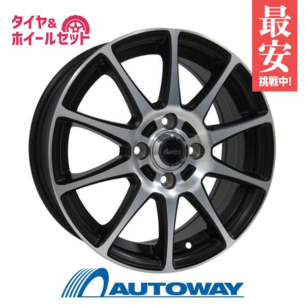 165/45R16 サマータイヤ タイヤホイールセット 【送料無料】Advanti ER-ADVANTI FALTIMA 16x5.0 +45 100x4 MBP + Economist ATR-K (165/45-16 165-45-16 165 45 16) 夏タイヤ 16インチ 4本セット 新品