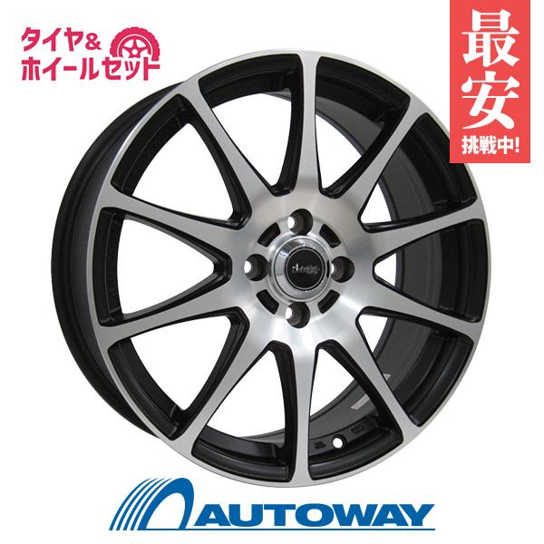 205/40R17 サマータイヤ タイヤホイールセット 【送料無料】Advanti ER-ADVANTI FALTIMA 17x7.0 +53 100x4 MBP + NS-2R (205-40-17 205/40/17 205 40 17)夏タイヤ 17インチ 4本セット 新品