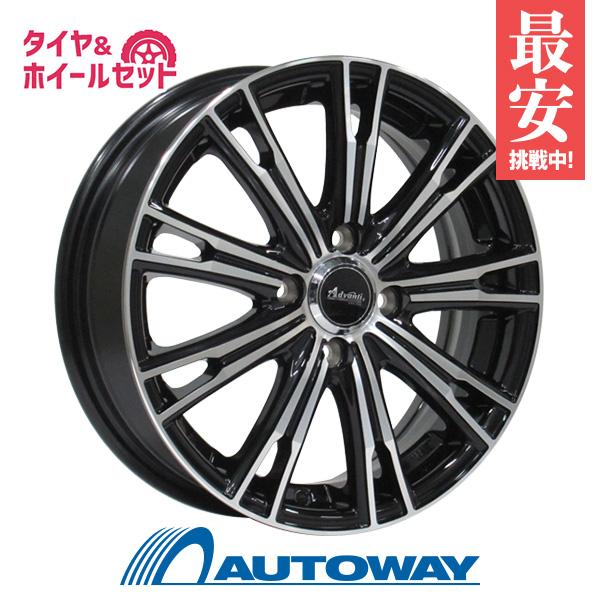 165/65R14 サマータイヤ タイヤホイールセット  Advanti ER-ADVANTI SPIESS 14x4.5 +45 100x4 BP + NEXTRY 【送料無料】 (165/65/14 165-65-14 165/65-14) 夏タイヤ 14インチ