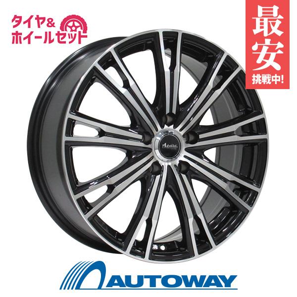 225/45R18 サマータイヤ タイヤホイールセット 【送料無料】Advanti ER-ADVANTI SPIESS 18x7.0 +53 114.3x5 BP + ATR SPORT (225-45-18 225/45/18 225 45 18)夏タイヤ 18インチ 4本セット 新品