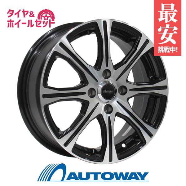 165/50R15 サマータイヤ タイヤホイールセット 【送料無料】Advanti ER-ADVANTI PYXIS 15x4.5 +45 100x4 BP + NEXTRY (165/50-15 165-50-15 165 50 15) 夏タイヤ 15インチ 4本セット 新品