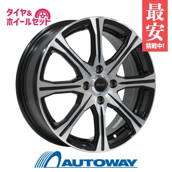 205/40R17 サマータイヤ タイヤホイールセット  Advanti ER-ADVANTI PYXIS 17x6.5 +45 100x4 BP + NS-25 【送料無料】 (205/40/17 205-40-17 205/40-17) 夏タイヤ 17インチ