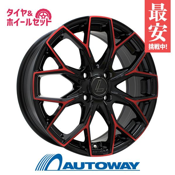 205/55R16 サマータイヤ タイヤホイールセット 【送料無料】LENSO SCM 16x6.5 +43 100x4 RBKF + CP672 (205-55-16 205/55/16 205 55 16)夏タイヤ 16インチ 4本セット 新品