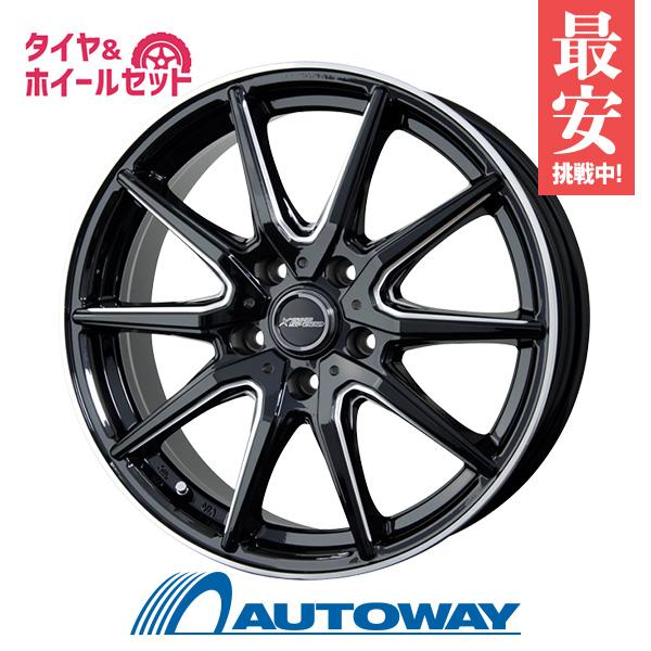 225/40R18 サマータイヤ タイヤホイールセット 【送料無料】CROSS SPEED PREMIUM RS10 18x7.0 +50 100x5 BM + HF805 (225-40-18 225/40/18)