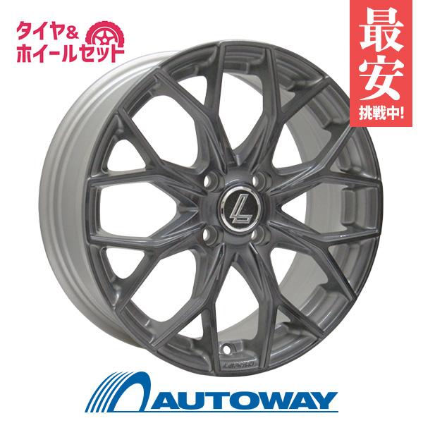 205/55R16 サマータイヤ タイヤホイールセット  LENSO SCM 16x6.5 +43 100x4 LSFP + SP SPORT LM704 【送料無料】 (205/55/16 205-55-16 205/55-16) 夏タイヤ 16インチ