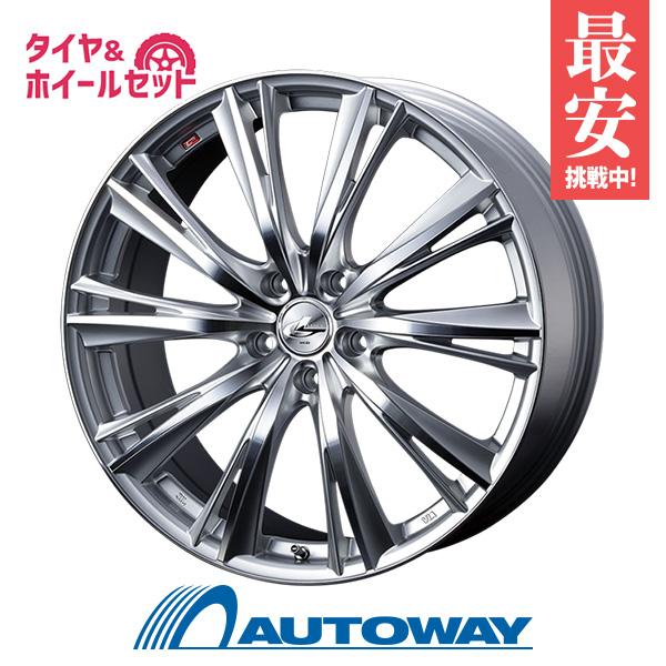 205/55R16 サマータイヤ タイヤホイールセット  LEONIS WX 16x6.5 +40 114.3x5 HSMC + RX615 【送料無料】 (205/55/16 205-55-16 205/55-16) 夏タイヤ 16インチ