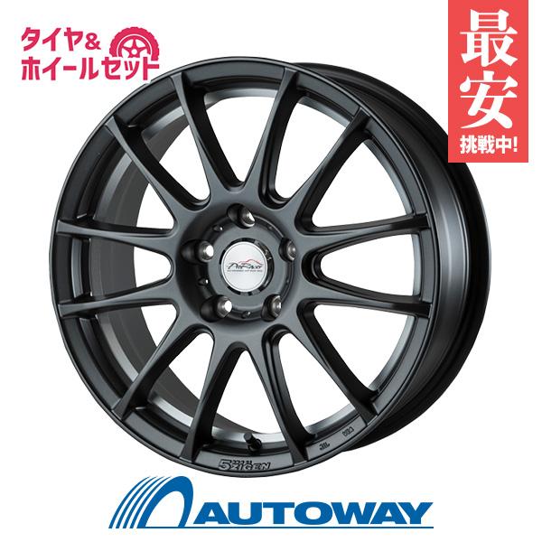 225/40R18 サマータイヤ タイヤホイールセット 【送料無料】 PRO RACER Z-1 18x8.0 45 114.3x5 MATT GUNMETA + Pinso Tyres PS-91 225/40R18.Z 92W XL (225/40/18 225-40-18) 夏タイヤ 18インチ