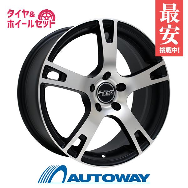235/60R18 サマータイヤ タイヤホイールセット  HRS CLASSIC H-C21 18x8 +38 114.3x5 DB/FP + SP-9 【送料無料】 (235/60/18 235-60-18 235/60-18) 夏タイヤ 18インチ
