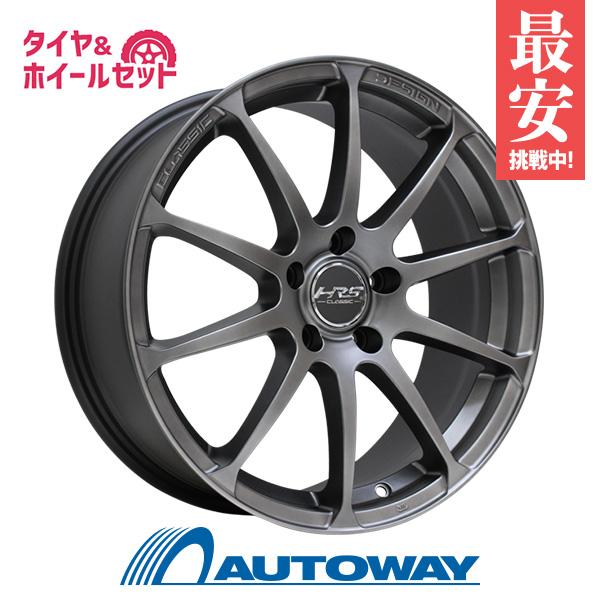235/55R18 サマータイヤ タイヤホイールセット  HRS CLASSIC H-C62 18x7.5 +35 114.3x5 DT + SP-9 【送料無料】 (235/55/18 235-55-18 235/55-18) 夏タイヤ 18インチ