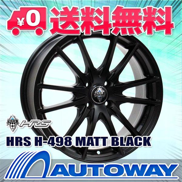 HRS_H-498_MATT_BLACK