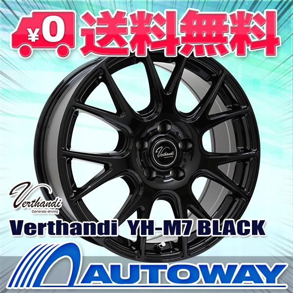 235/55R18 サマータイヤ タイヤホイールセット   Verthandi YH-M7 18x8.0 35 114.3x5 BLACK + ZEETEX SU1000 vfm 235/55R18 104V XL  (235/55/18 235-55-18)  夏タイヤ 18インチ