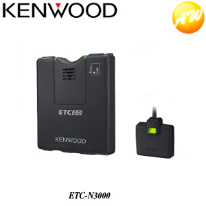 【3%OFFクーポン配布中】 ETC-N3000 カーナビ連動型 ETC2.0車載器 ケンウッド コンビニ受取対応