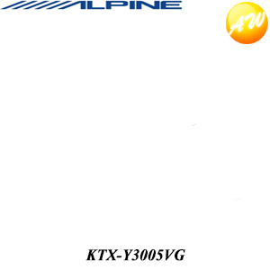 KTX-Y3005VG 12.8型リアビジョン取付けキット※ノーマルルーフ専用 ALPINE アルパイン KTX-Y3005VG ハイエース ALPINE アルパイン 12.8型リアビジョン取付けキット ノーマルルーフ専用