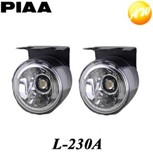 【3%OFFクーポン配布中】 L-230A LEDデイタイムランニングランプ DR305 PIAA ランプ2個+専用コントローラー入 コンビニ受取対応