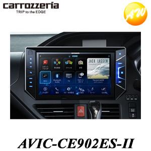【3%OFFクーポン配布中】 AVIC-CE902ES-II エスクァイア専用10V型サイバーナビ カロッツェリア トヨタ HD/TV/DVD/CD/Bluetooth/USB/SD/チューナー・AV一体型メモリーカーナビゲーション コンビニ受取不可