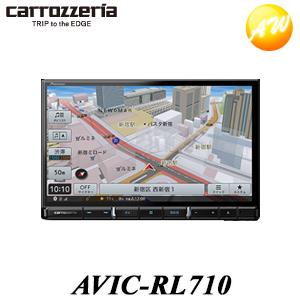 AVIC-RL710 8型HD高画質ナビ カロッツェリア パイオニア 楽ナビ フルセグ HDMI CD/DVD Bluetooth 地図更新最大1年分付 AVIC-RL710 8型HD高画質ナビ カロッツェリア パイオニア 楽ナビ フルセグ HDMI CD/DVD Bluetooth 地図更新最大1年分付