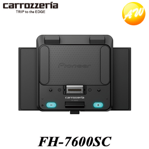 【3%OFFクーポン配布中】 FH-7600SC 「SDA-700TAB」専用2Dメインユニット タブレットAVシステム パイオニア カロッツェリア コンビニ受取不可