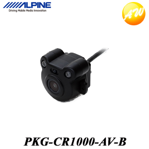 【3%OFFクーポン配布中】 PKG-CR1000-AV-B アルファード/ヴェルファイア専用ルームカメラ アルパイン コンビニ受取不可