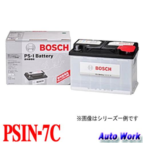 BOSCH ボッシュ PSIN-7C PSI 欧州車用 74Ah 730A カルシウムバッテリー