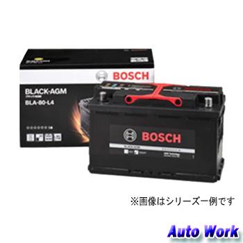 BOSCH ボッシュ BLACK-AGM BLA-60-L2 60Ah 欧州車用 AGM バッテリー