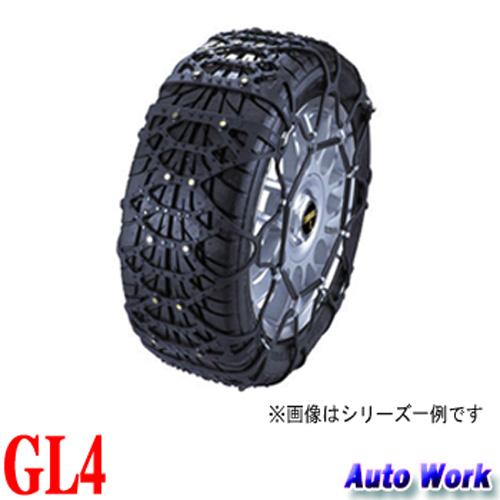 非金属タイヤチェーン 京華産業 スノーゴリラ サイバーネット GL4