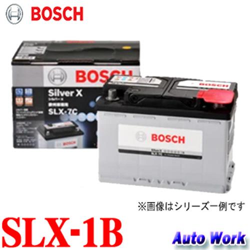 欧州車用 高性能完全メンテナンスフリー 人気海外一番 シルバーバッテリーSLX-1B 激安通販専門店 ボッシュ