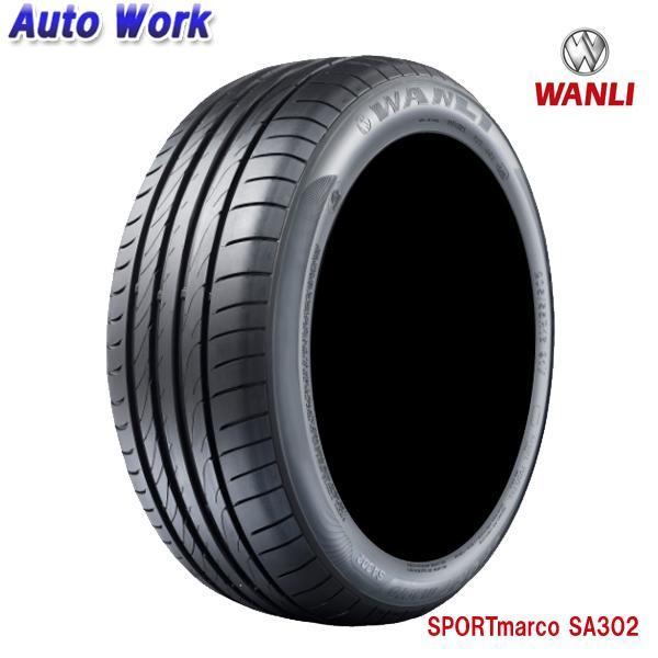 WANLI ワンリ SA302 245/40R19 98W XL タイヤ単品 4本セット価格 新品 サマータイヤ 夏